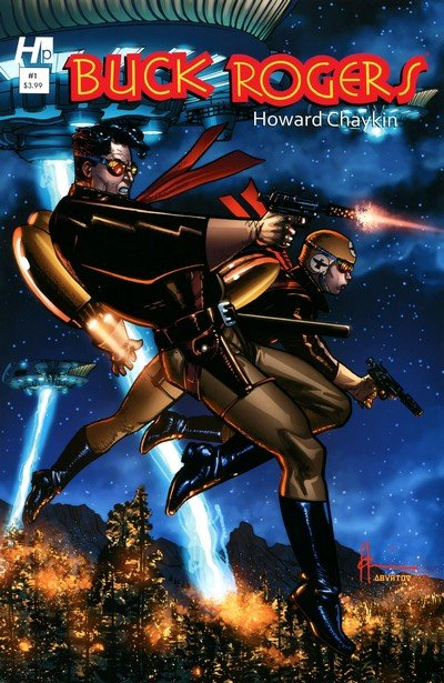 Buck Rogers in the 25th Century #1 – 4 (2013)