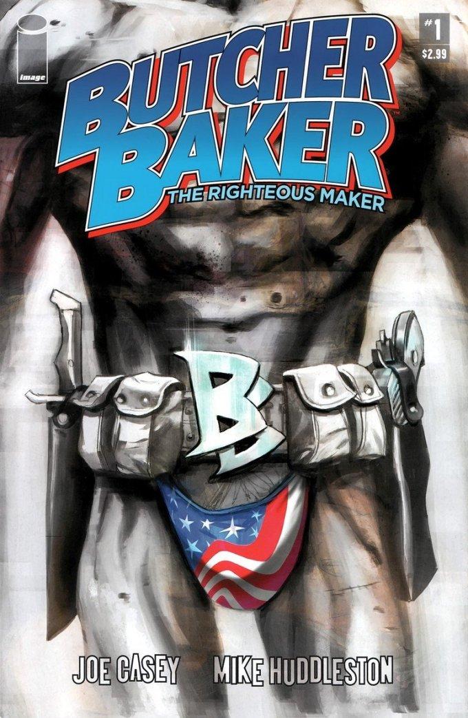 Butcher Baker – The Righteous Maker #1 – 8 (2011-2012)