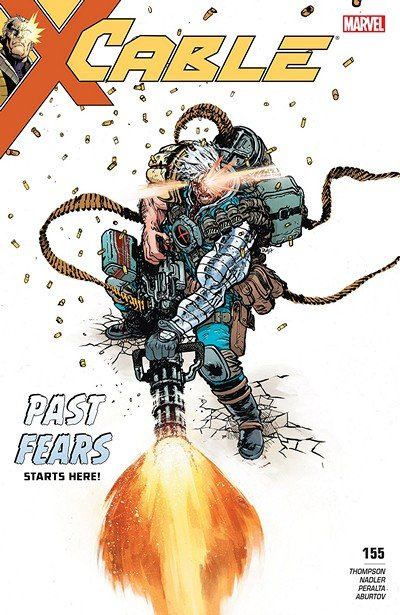 Cable #155 (2018)
