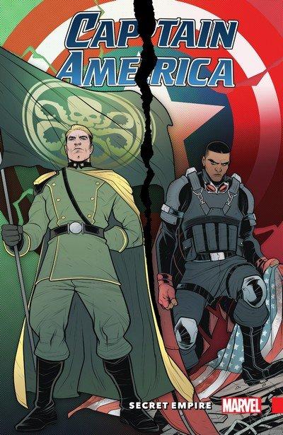 Captain America – Secret Empire (TPB) (2017)