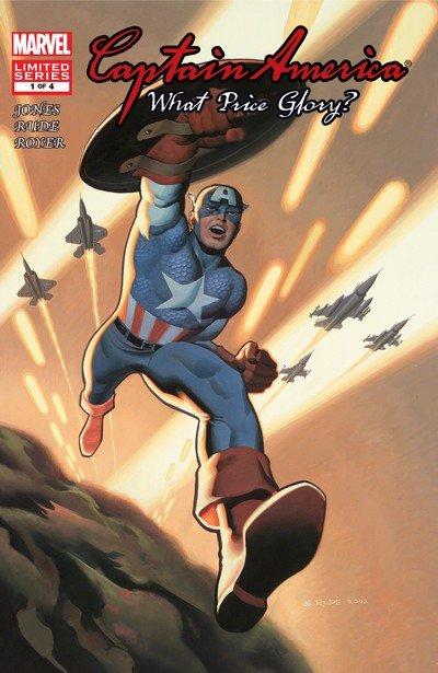 Captain America – What Price Glory #1 – 4 (2004)