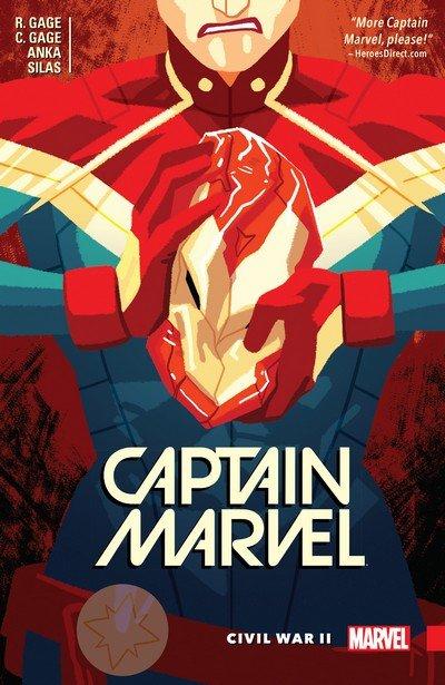 Captain Marvel Vol. 2 – Civil War II (TPB) (2017)