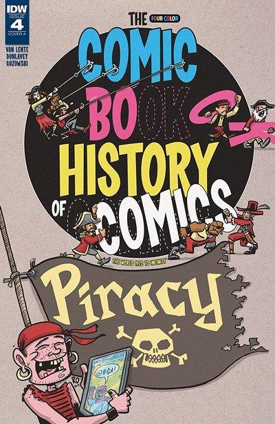 Comic Book History Of Comics – Comics For All #4 (2018)