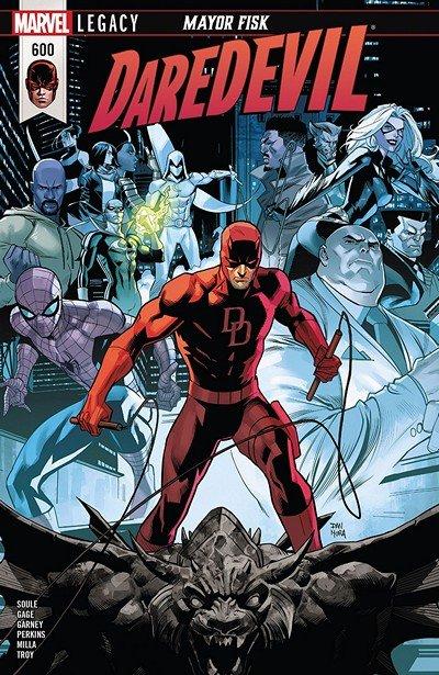 Daredevil #600 (2018)