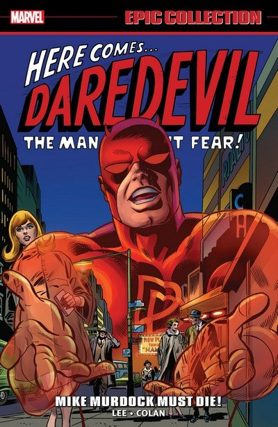 Daredevil Epic Collection Vol. 2 – Mike Murdock Must Die! (2018)