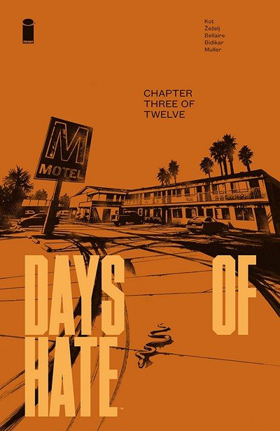 Days Of Hate #3 (2018)