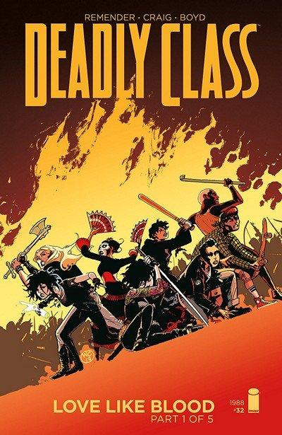Deadly Class #32 (2018)