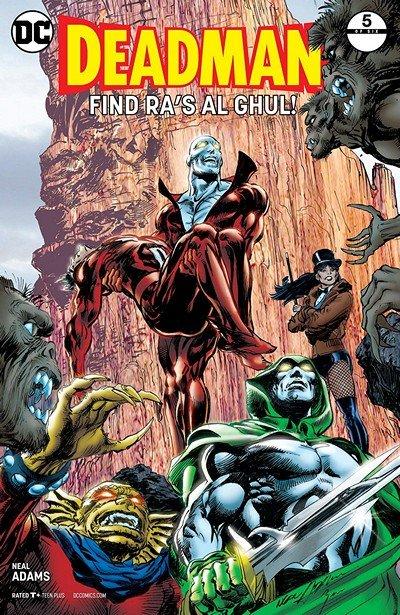 Deadman #5 (2018)