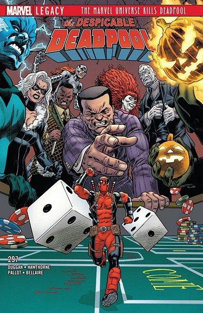 Despicable Deadpool #297 (2018)