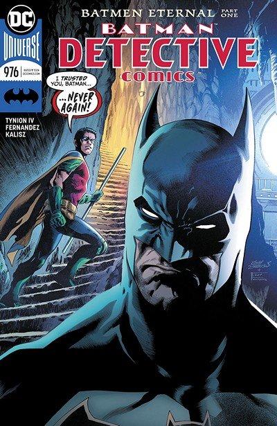 Detective Comics #976 (2018)