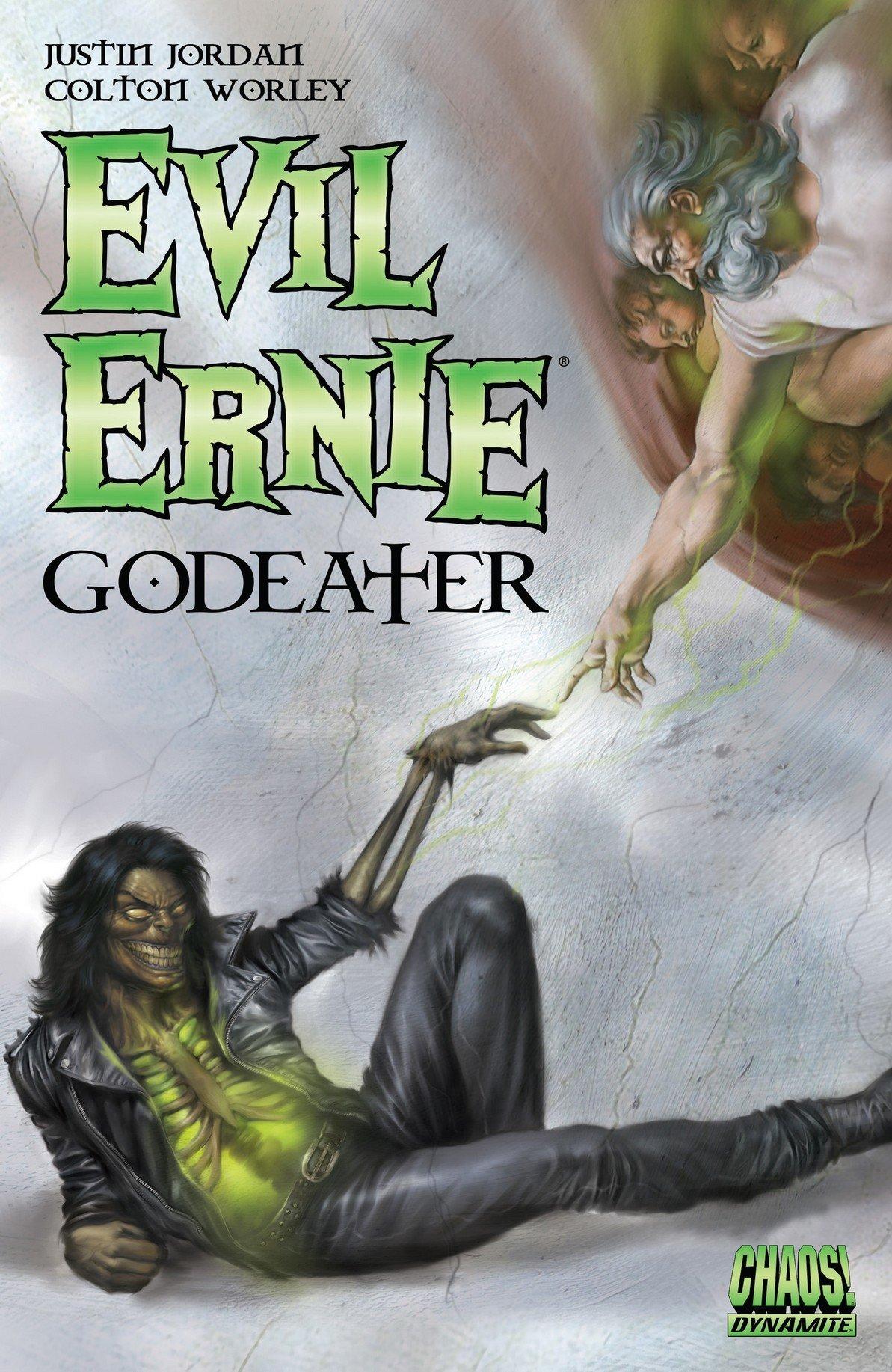 Evil Ernie – Godeater (TPB) (2017)