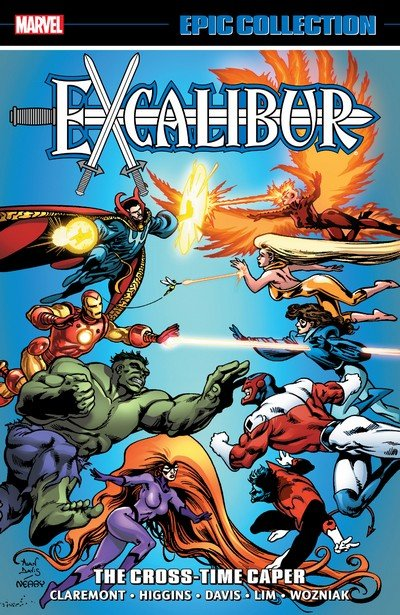 Excalibur Epic Collection – The Cross-Time Caper (2018)