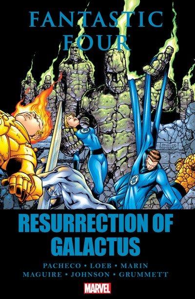 Fantastic Four – Resurrection of Galactus (TPB) (2011)
