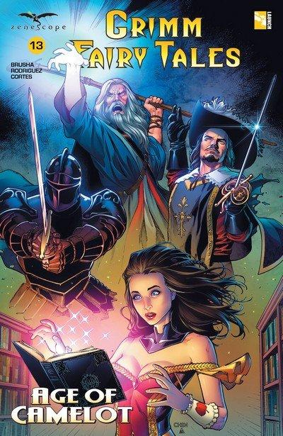 Grimm Fairy Tales Vol. 2 #13 (2018)