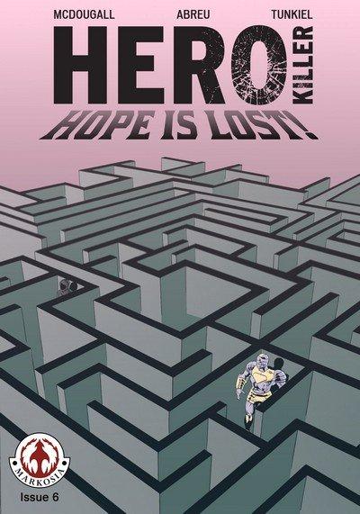 Hero Killer #6 (2018)