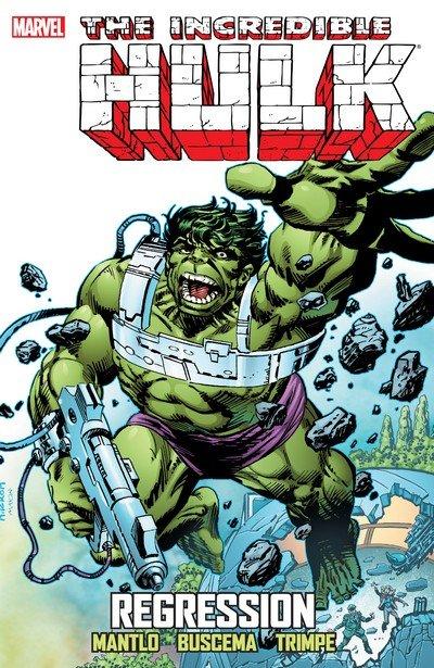 Incredible Hulk – Regression (TPB) (2012)