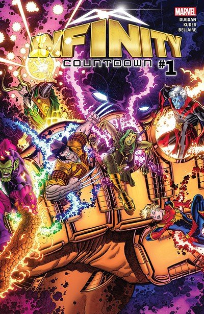 Infinity Countdown #1 (2018)