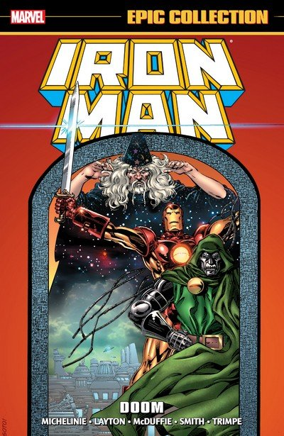 Iron Man Epic Collection – Doom (2013)