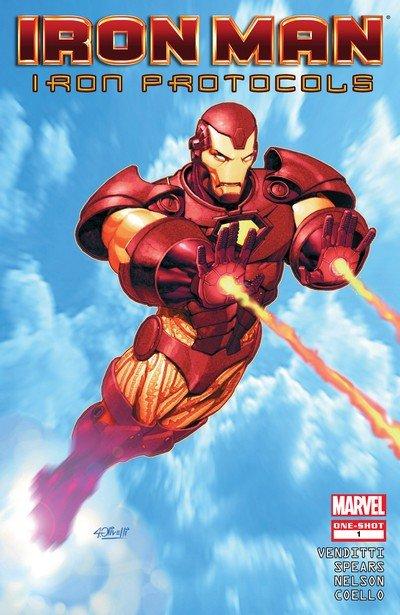 Iron Man – Iron Protocols (2009) (One Shot)