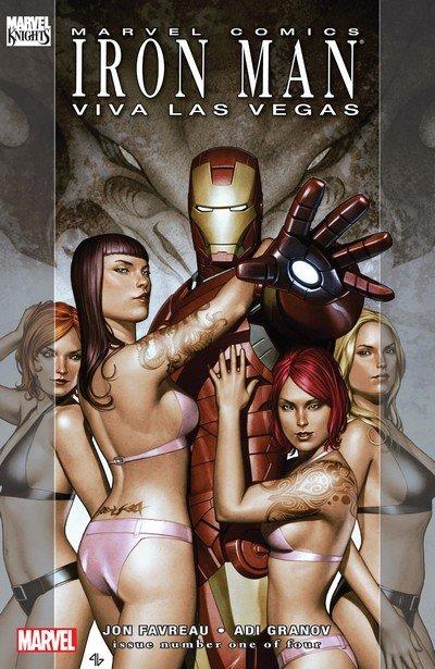 Iron Man – Viva Las Vegas #1 – 2 (2008)