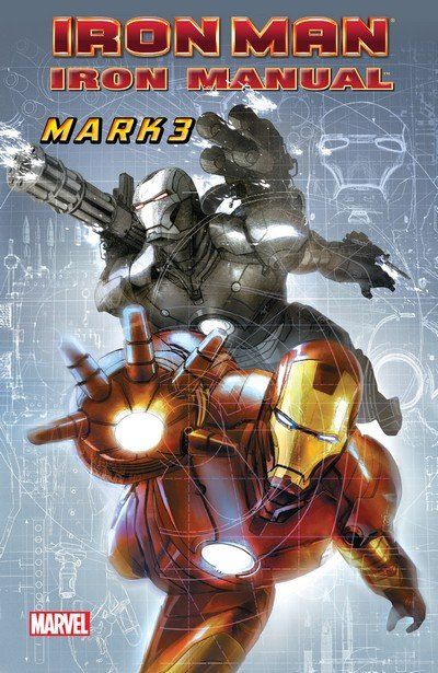 Iron Manual Mark 3 (2010) (One Shot)