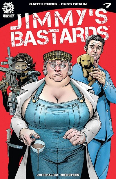 Jimmy's Bastards #7 (2018)
