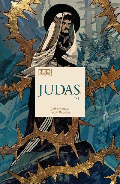 Judas #1 – 4 (2017-2018)