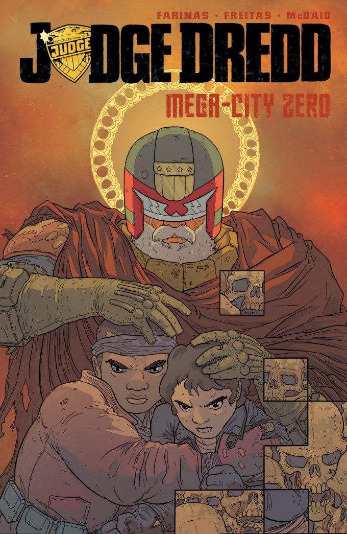 Judge Dredd – Mega-City Zero Vol. 3 (2017)