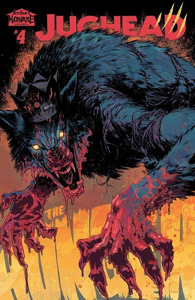 Jughead – The Hunger #4 (2018)