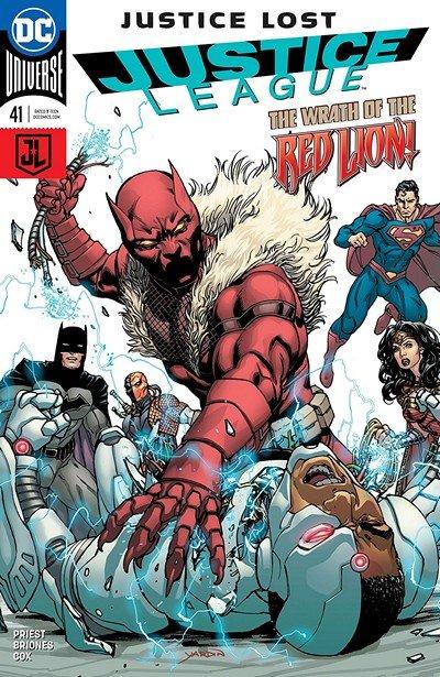 Justice League #41 (2018)