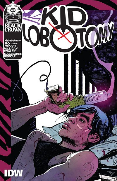 Kid Lobotomy #6 (2018)