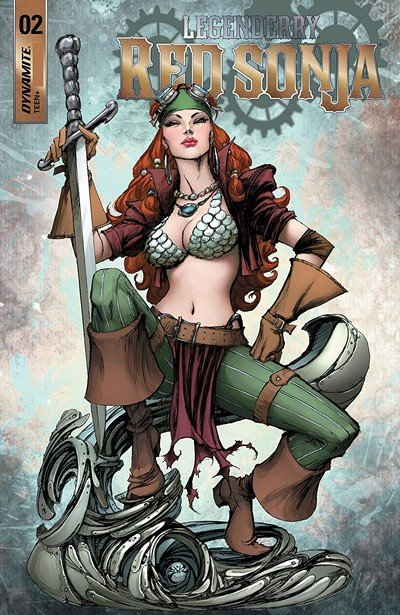 Legenderry – Red Sonja #2 (2018)