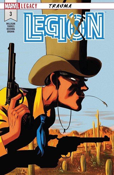 Legion #3 (2018)