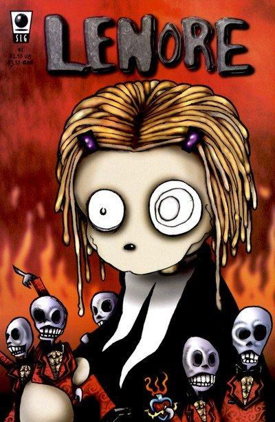 Lenore #1 – 13 (1998-2007)