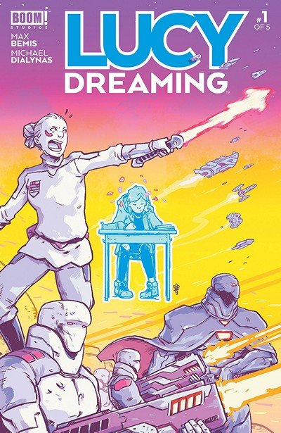 Lucy Dreaming #1 (2018)