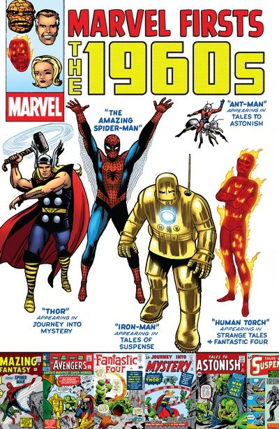 Marvel Firsts – The 1960s (2011)