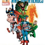 Marvel Firsts – WWII Super Heroes (TPB) (2013)