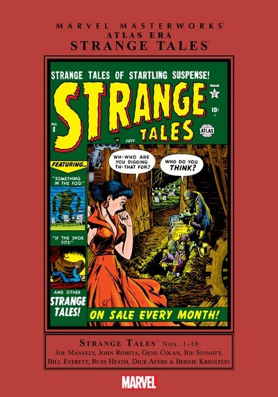 Marvel Masterworks – Atlas Era Strange Tales Vol. 1 (2007)