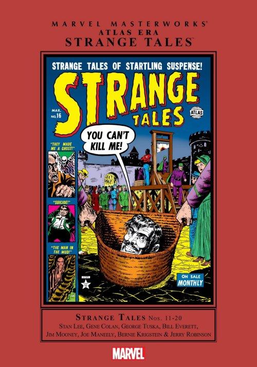 Marvel Masterworks – Atlas Era Strange Tales Vol. 2 (2018)