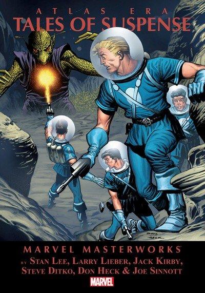 Marvel Masterworks – Atlas Era Tales of Suspense Vol. 1 – 4 (2008-2014)