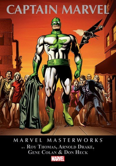 Marvel Masterworks – Captain Marvel Vol. 1 – 6 (2007-2014)