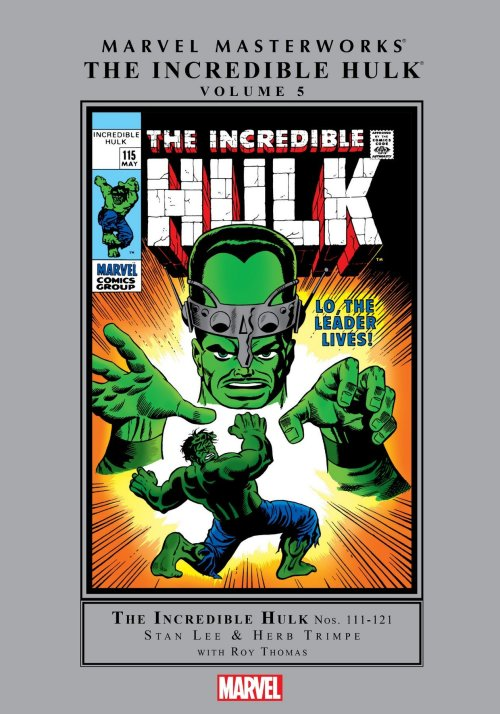 Marvel Masterworks – Incredible Hulk Vol. 5 (2018)