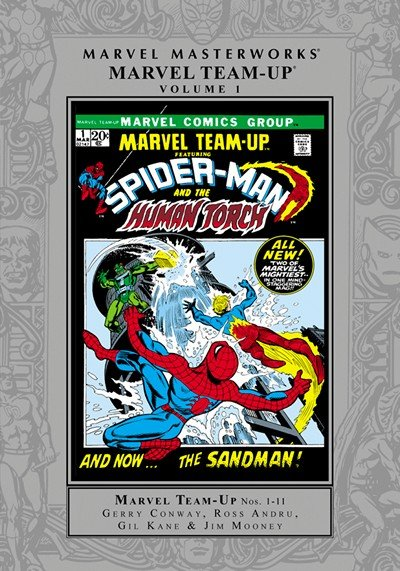 Marvel Masterworks – Marvel Team-Up Vol. 1 – 5 (2010-2020)