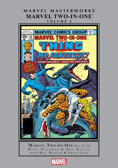 Marvel Masterworks – Marvel Two-In-One Vol. 3 (2018)