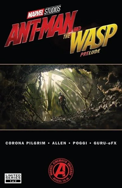 Marvel's Ant-Man And The Wasp Prelude #1 (2018)