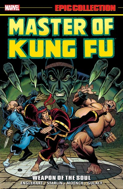 Master of Kung Fu Epic Collection – Weapon of the Soul (2018)
