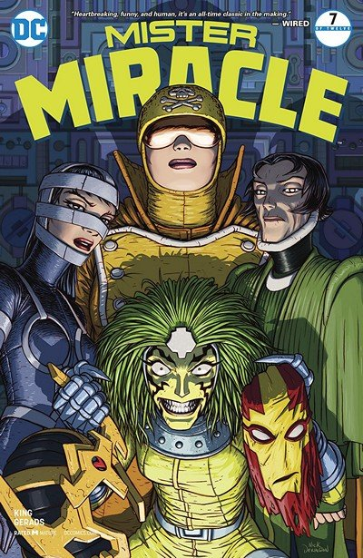 Mister Miracle #7 (2018)