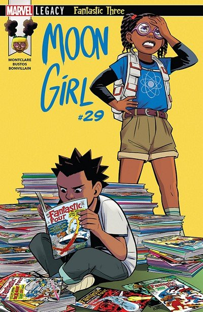 Moon Girl And Devil Dinosaur #29 (2018)