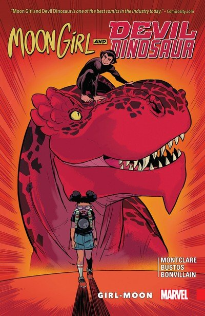 Moon Girl and Devil Dinosaur Vol. 4 – Girl-Moon (TPB) (2017)