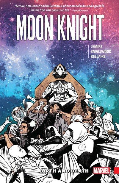 Moon Knight Vol. 3 – Birth and Death (TPB) (2017)